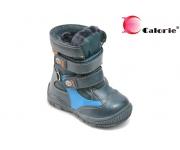 Зимние ботинки Calorie A834-16B