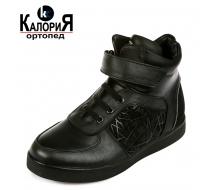 Детские демисезонные ботинки мальчик E6076-1